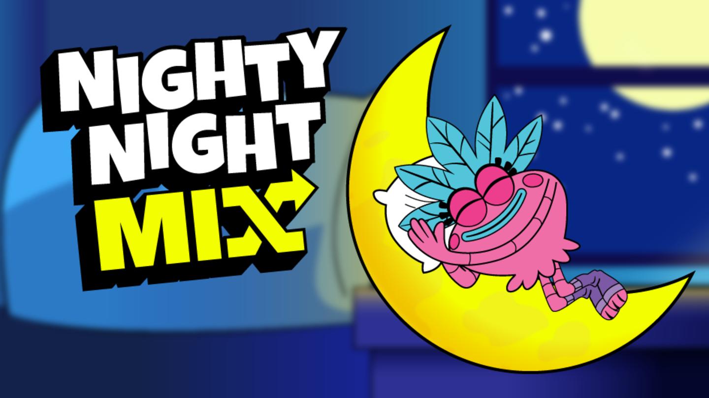 Nighty Night - GoNoodle aa71c7473