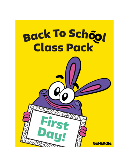 Back To School Class Pack