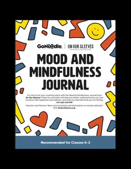 Mood and Mindfulness Journal (K-2nd)