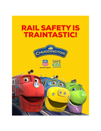 Rail Safety is Traintastic!