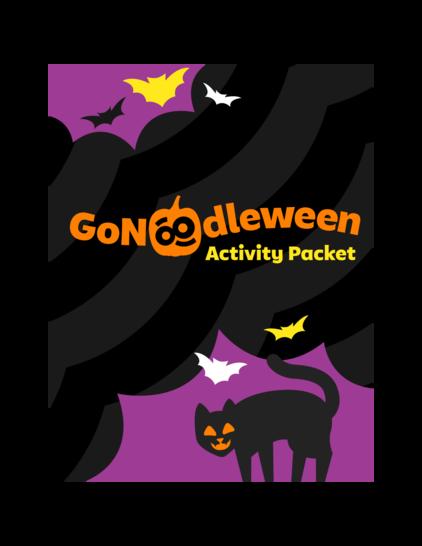 GoNoodleween Activity Packet!
