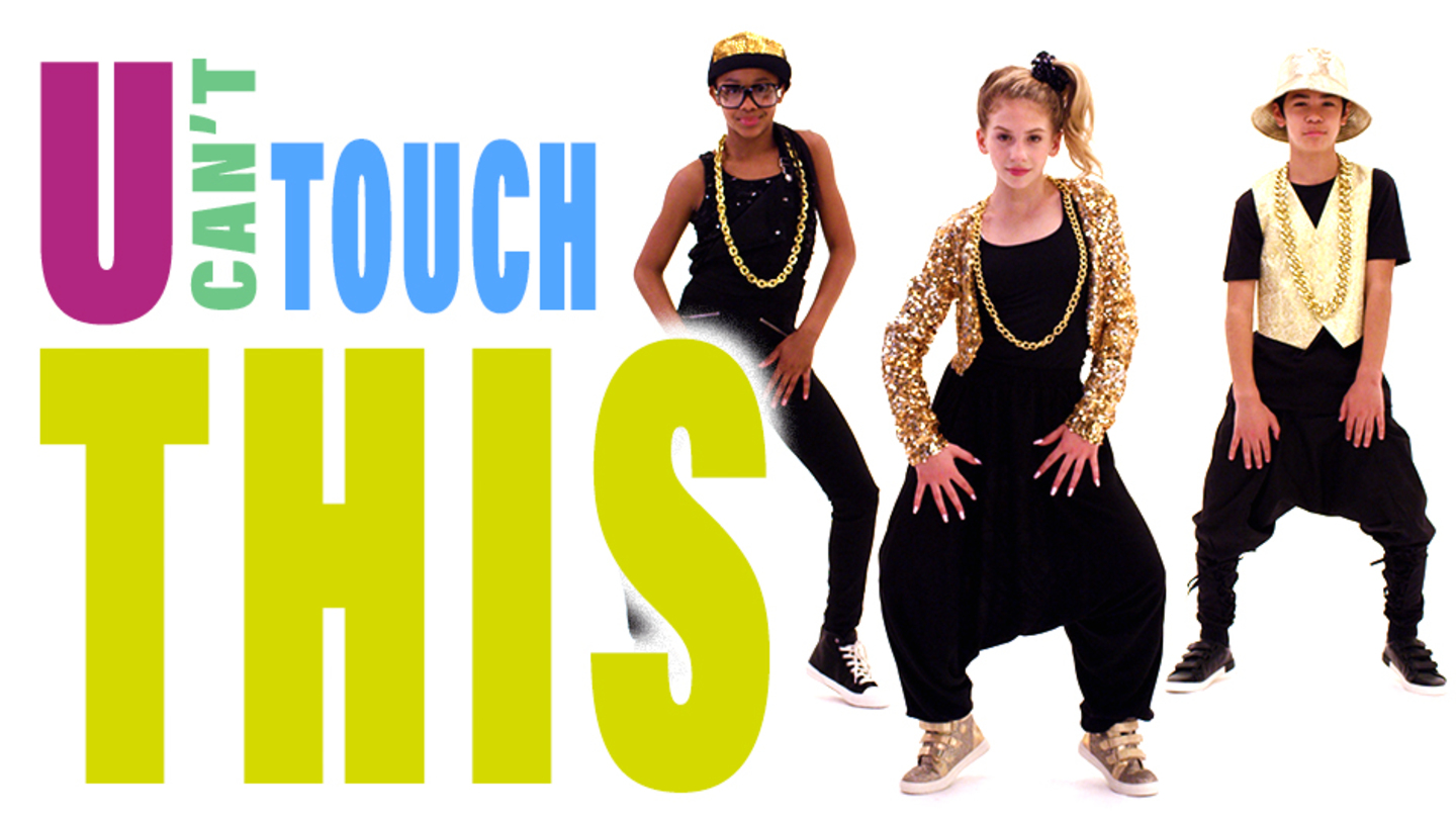 a42b6420c3cf8 U Can't Touch This - GoNoodle