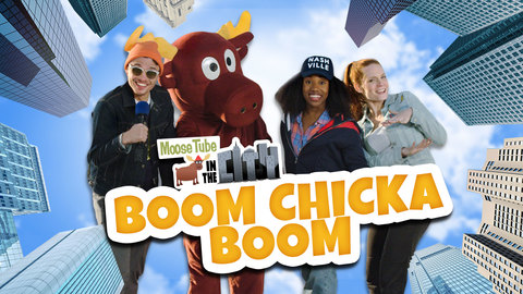 Boom Chicka Boom - GoNoodle